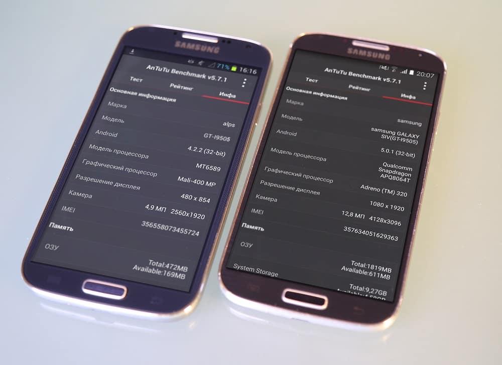 Как отличить оригинальный Android смартфон или планшет от подделки