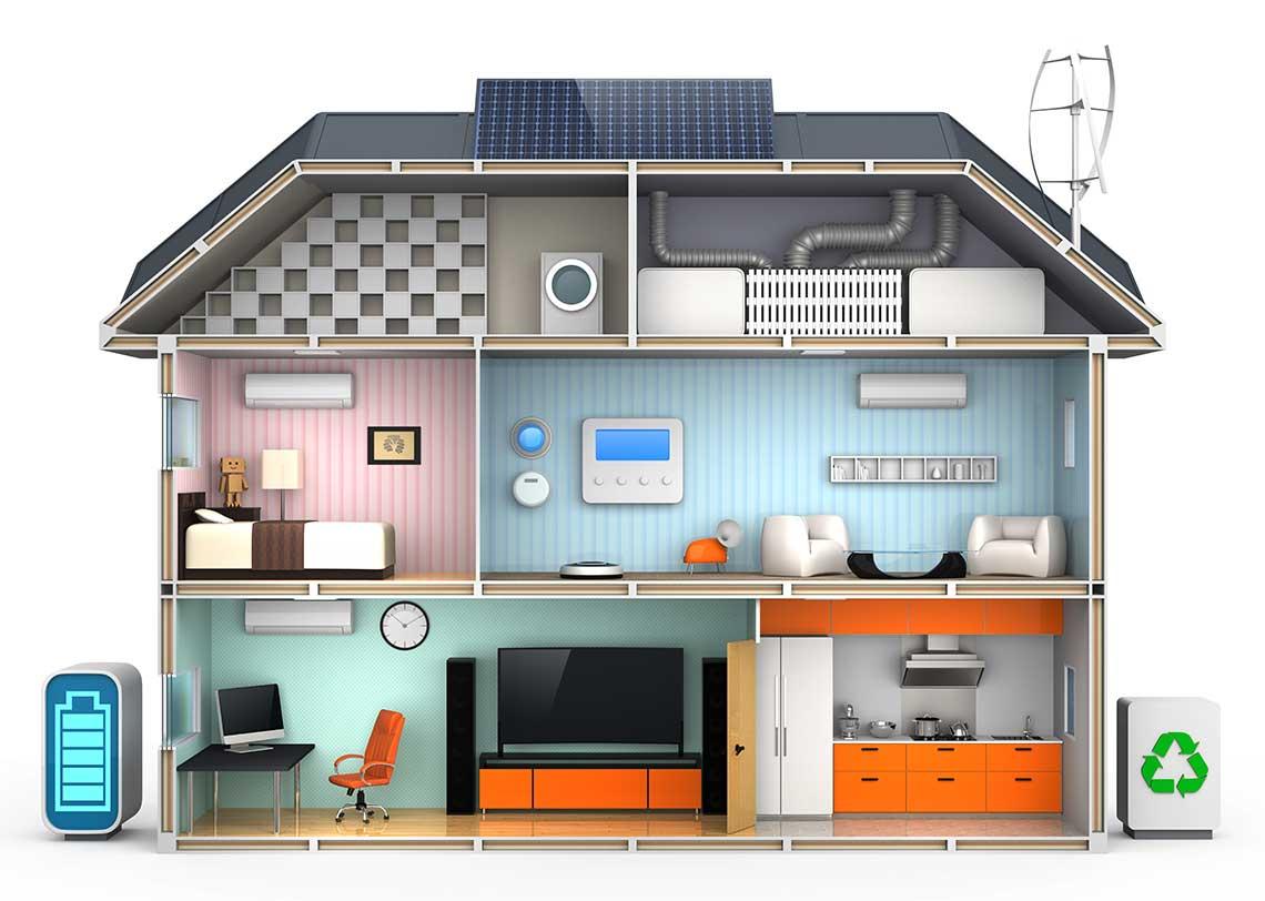 На что способен умный дом