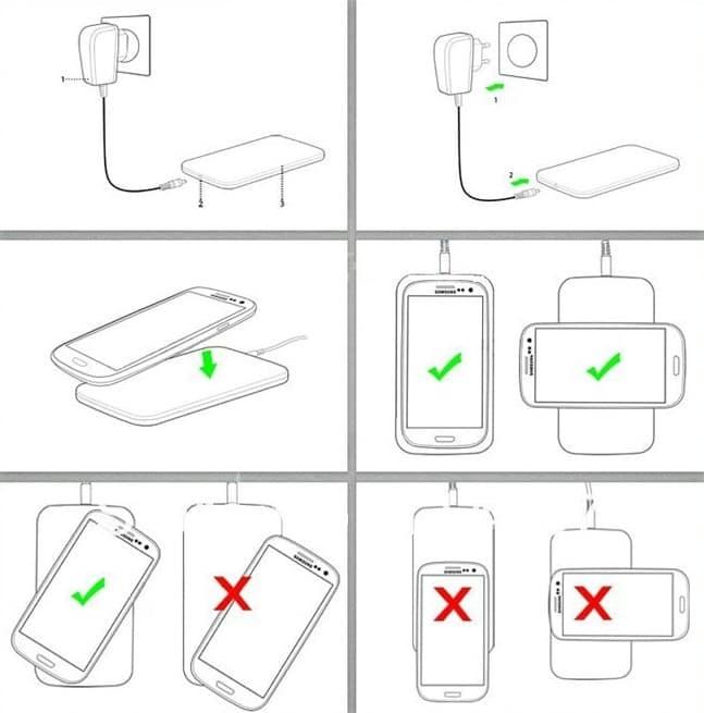 Беспроводная зарядка для устройств, которые её не имеют