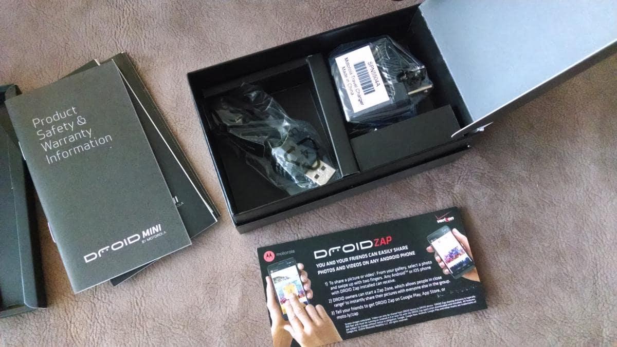 Обзор Motorola Droid Mini XT1030