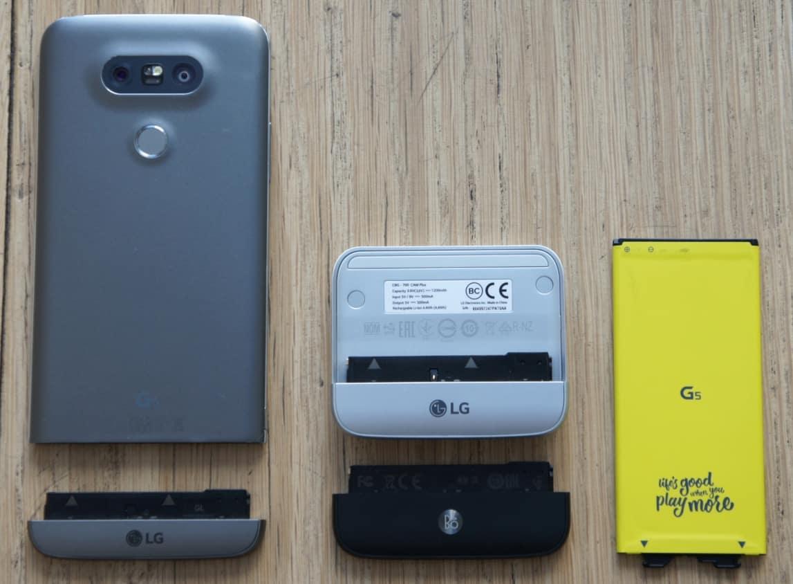 Модульные смартфоны: задумка и реализация