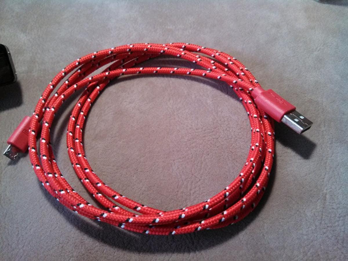 Тестирование microUSB кабелей, часть 1