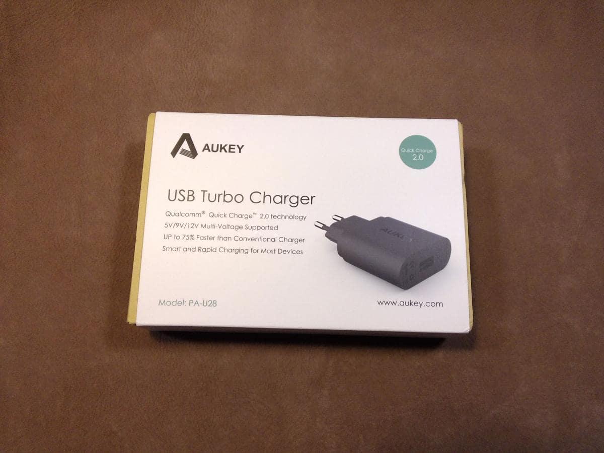 Обзор зарядного устройства AUKEY PA-U28 с поддержкой Quick Charge 2.0