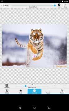 Background Eraser - скриншот 1