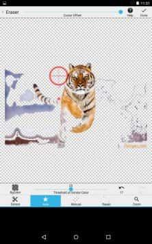 Background Eraser - скриншот 2