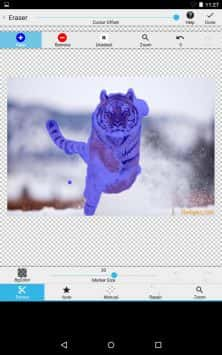 Background Eraser - скриншот 3