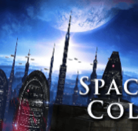 Space Colony живые обои