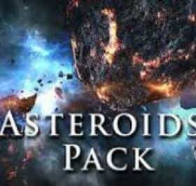 Asteroids Pack Live Wallpaper