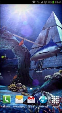 Atlantis скриншот 1