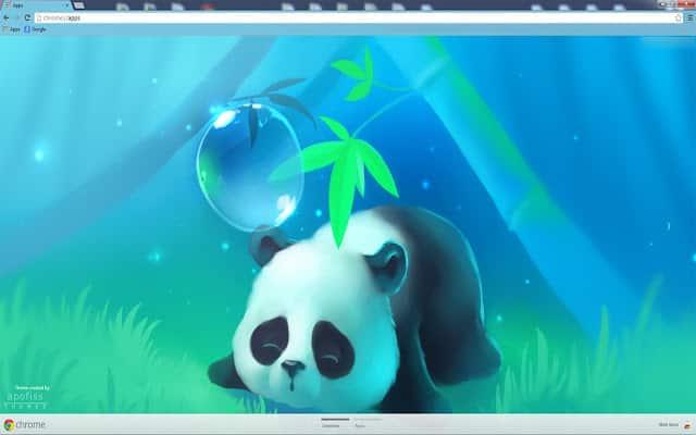 Panda скриншот 1