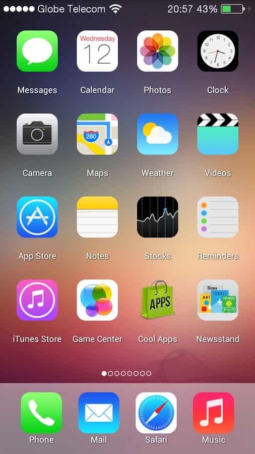Скачать приложение айфон лаунчер на андроид скачать приложение сбербанк онлайн windows
