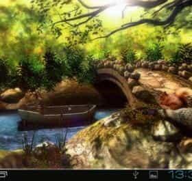 Fantasy Forest 3D живые обои