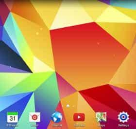 Galaxy S5 Live Wallpaper