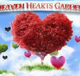 Heavenly Hearts Garden HD живые обои