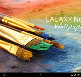 Galaxy Note 3 живые обои