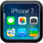 iPhone 5S Launcher