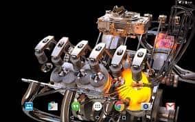 Engine скриншот 1