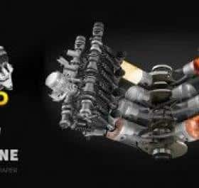 New 3D Engine живые обои