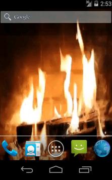 Fireplace скриншот 2