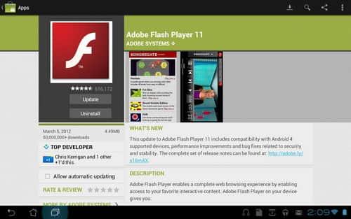 Adobe FlashPlayer