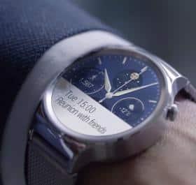 Huawei Watch: cовременная классика под сапфировым стеклом