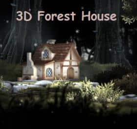 3D Forest House Full