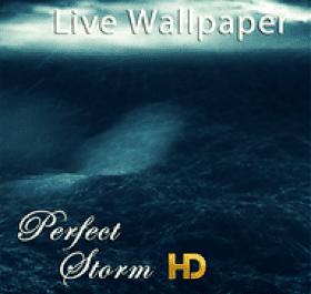 Perfect Storm HD Live Wallpaper