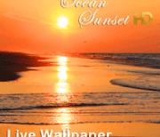 Ocean Sunset HD живые обои