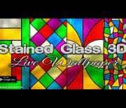 Stained Glass 3D живые обои