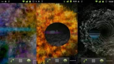Endless Universe Live Wallpaper