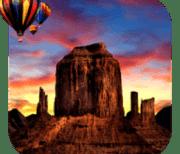 Beautiful Desert Day Live Wallpaper