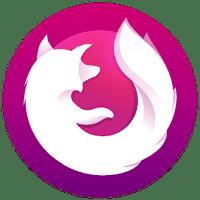 Firefox Focus логотип.