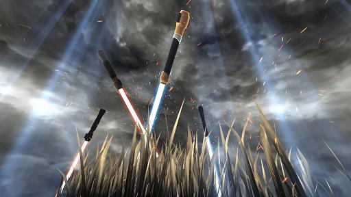 Swords Grass Live Wallpaper