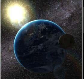 Universe 3D Live Wallpaper