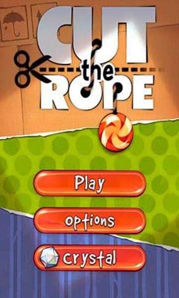 Cut the Rope FULL FREE скриншот 1