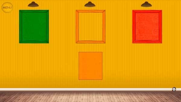 Учим цвета - игра для малышей скриншот 5