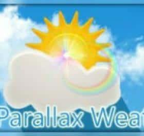 3D Parallax Weather живые обои