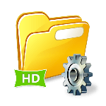 Файловый менеджер HD.