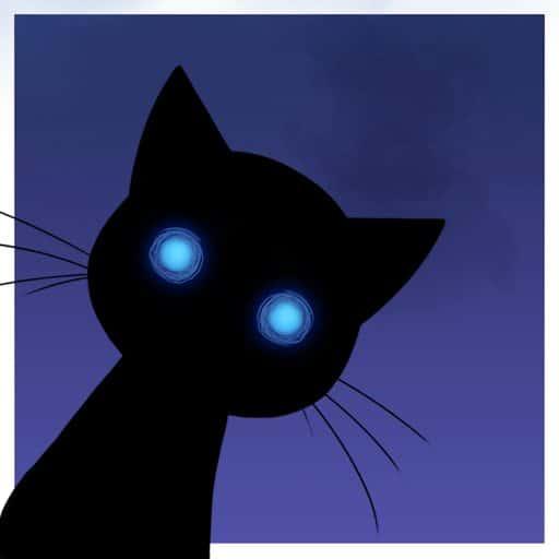 stalker cat logo