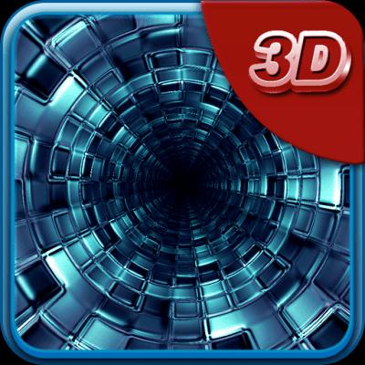 Tunnel 3D logo