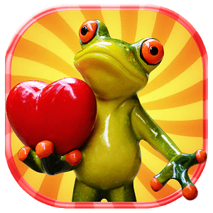 Funny Frog logo
