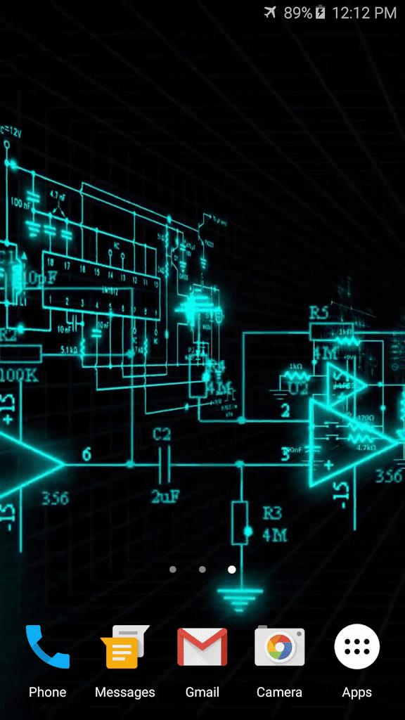 Electric Matrix скриншот 1
