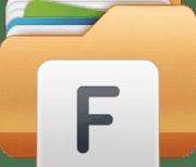 Файловый менеджер для андроил - лого