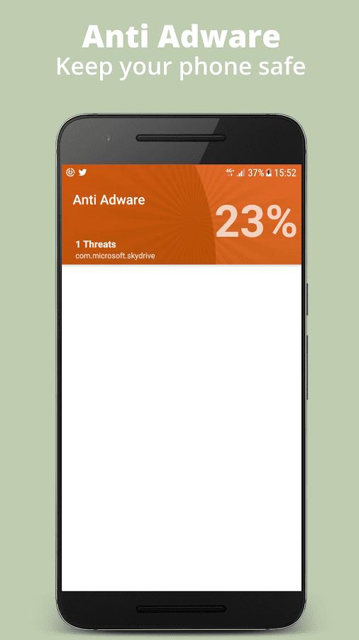 Anti Adware на андроид - скриншот 3