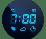 my clock free для андроид - лого