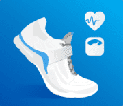 Шагомер Pace для андроид - лого