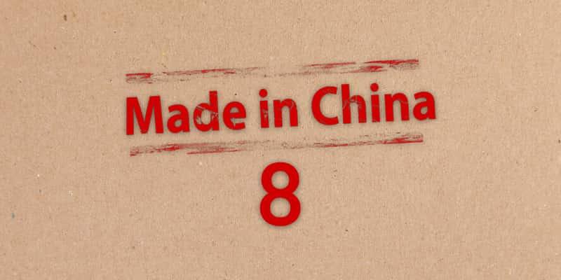 Обман и уловки китайских производителей. Часть 8
