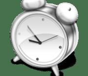I Cant Wake Up Alarm Clock logo