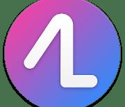 action launcher лого