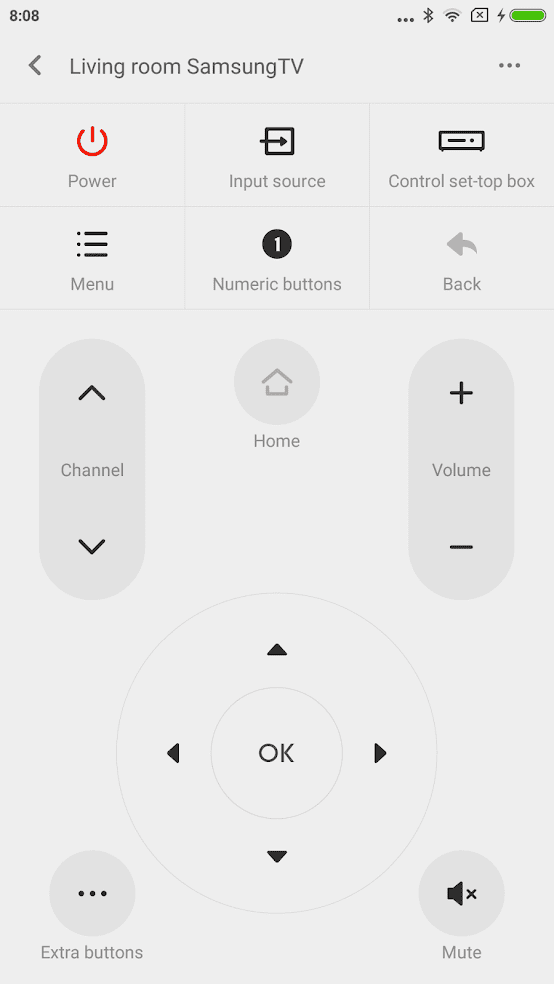 Пульт Me Remote - скриншот 1